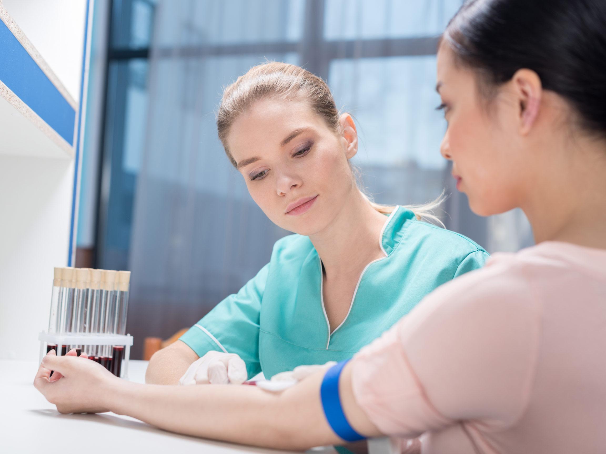 Badania laboratoryjne Idealis